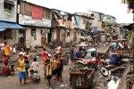 poverty manila